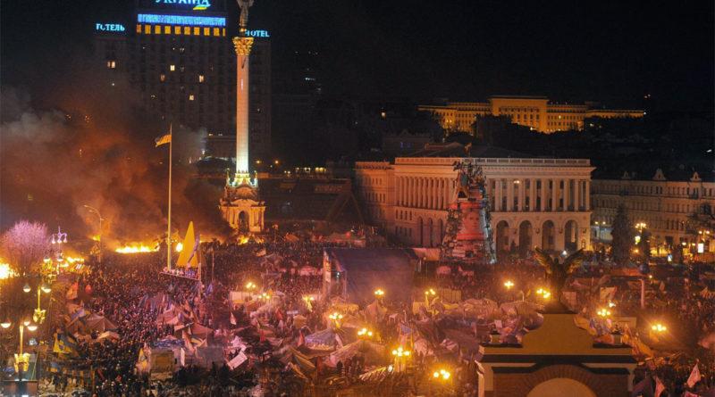 Crisi Ucraina Scontri in piazza a Kiev