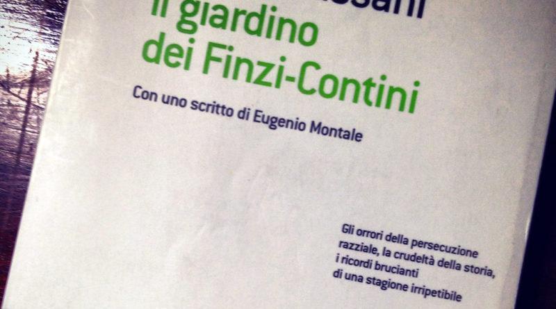Leggi razziali archivi cultura - Il giardino dei finzi contini libro ...