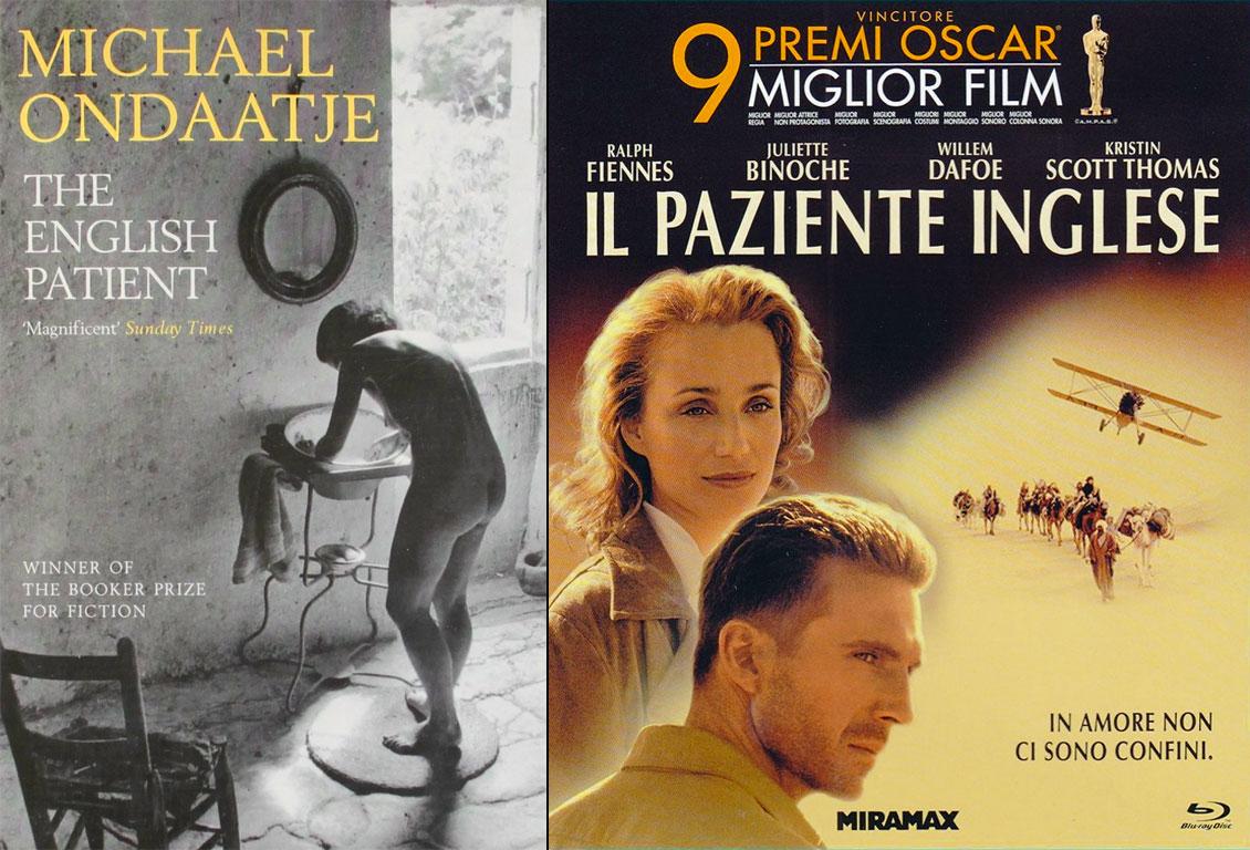 Il Paziente Inglese: copertina e poster