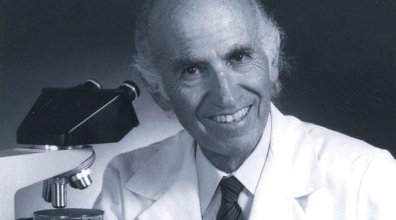Jonas Salk poliomielite