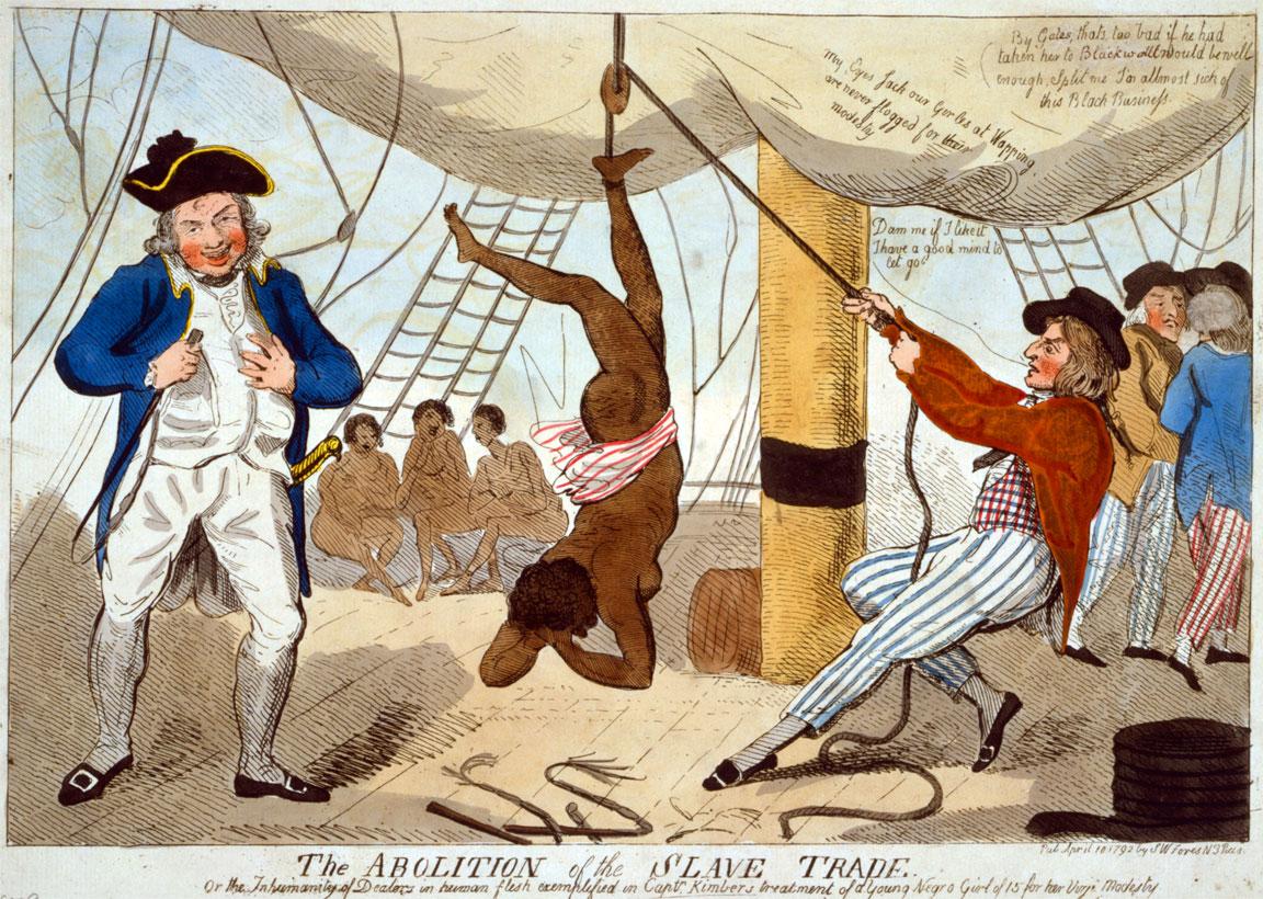 Lo Slave Trade Act e l'abolizione della schiavitù in Gran Bretagna