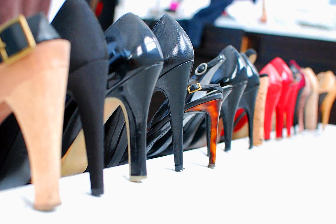 Tacchi a spillo: modelli di scarpe con tacco a spillo