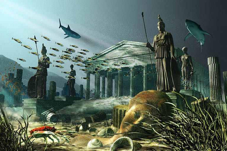 Mito e leggenda: Il mito di Atlantide