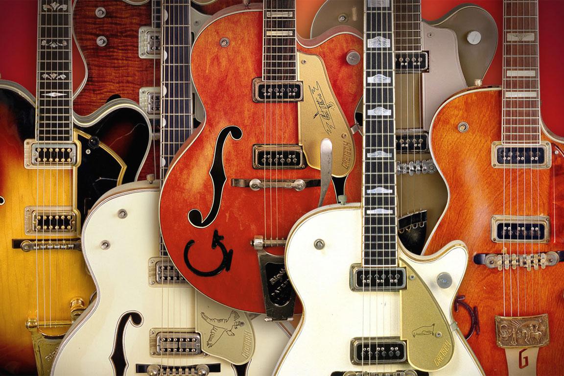 Chitarre elettriche Vintage