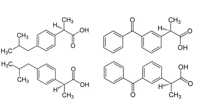 Ibuprofene e Ketoprofene