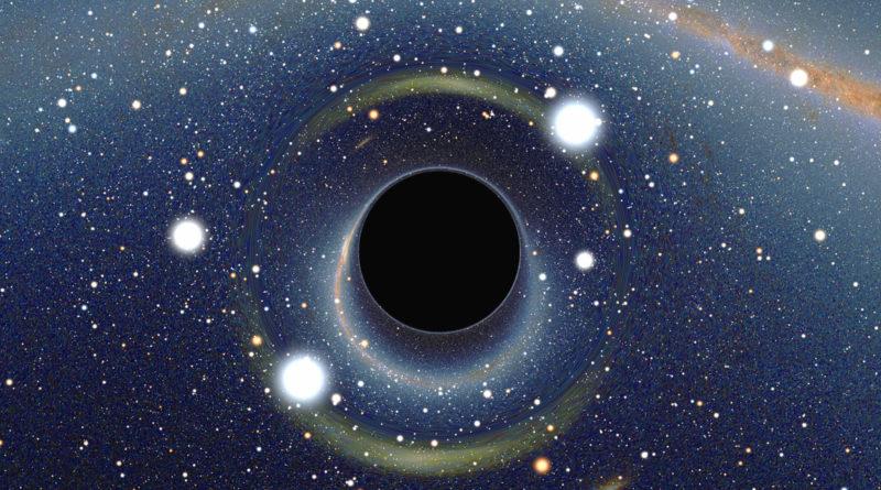 spazio - buchi bianchi - buchi neri