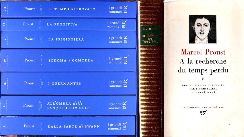 Alla ricerca del tempo perduto - Proust