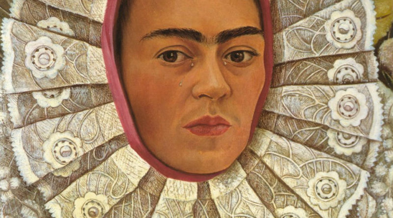 Frida Kahlo autoritratto del 1948