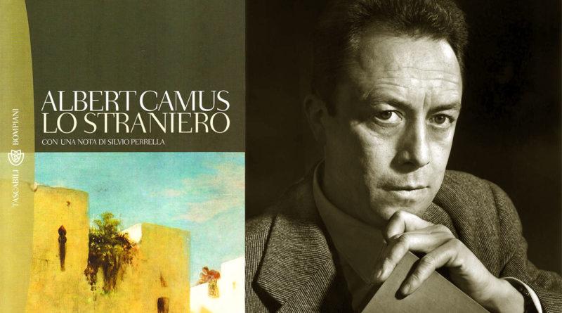 Lo straniero - riassunto - Camus