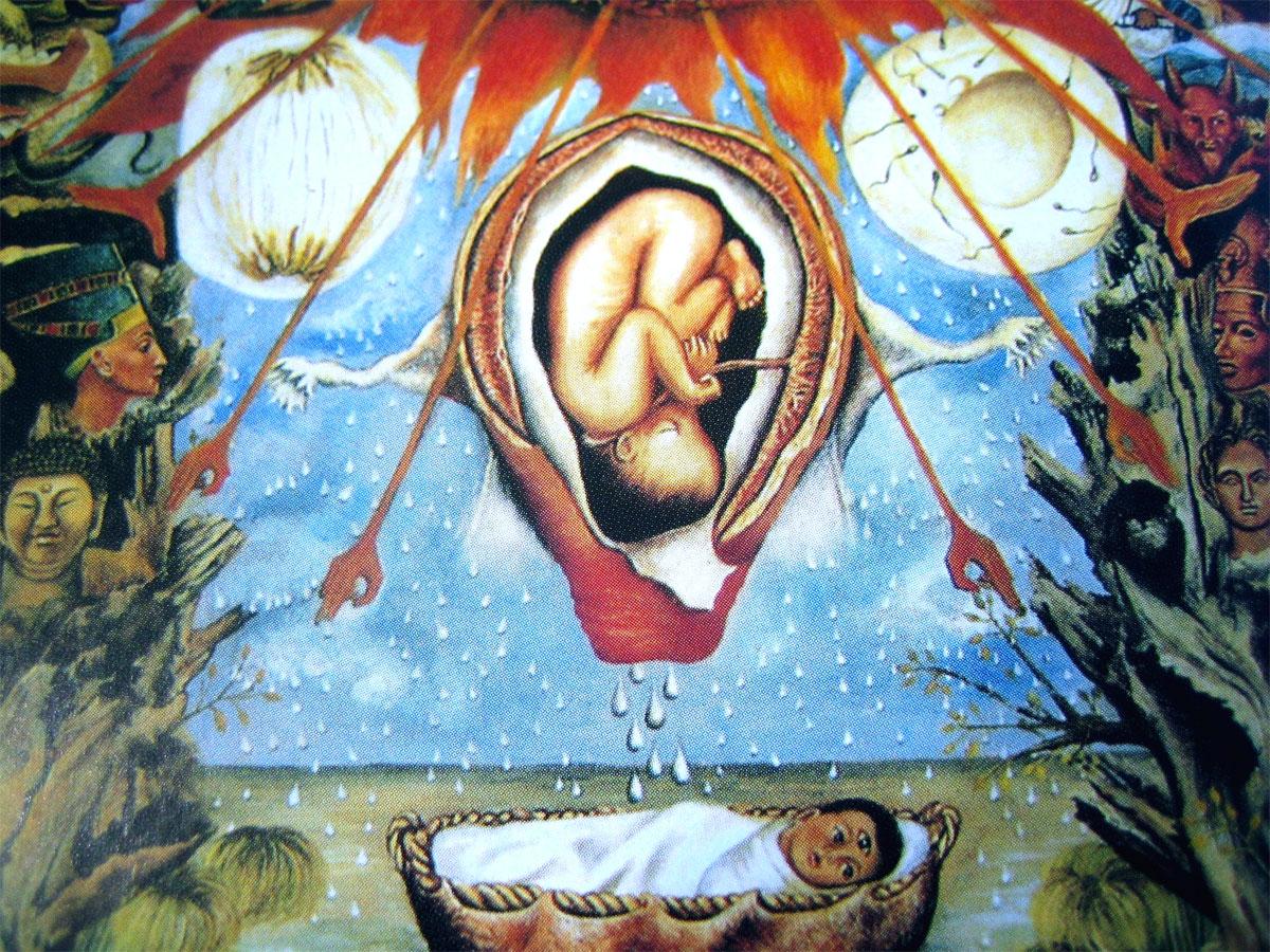 Mose - Frida Kahlo - dettaglio