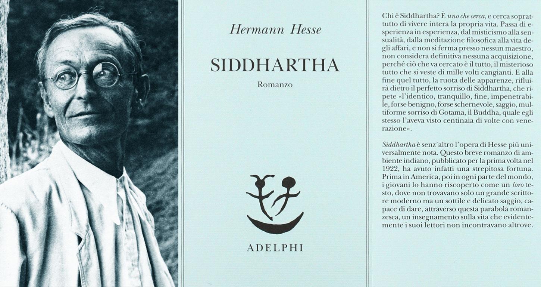 Hermann Hesse, Siddartha
