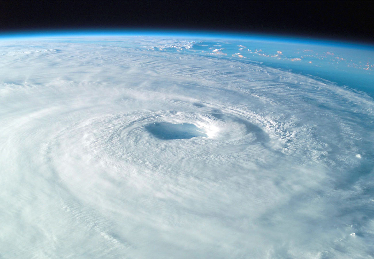 Un ciclone