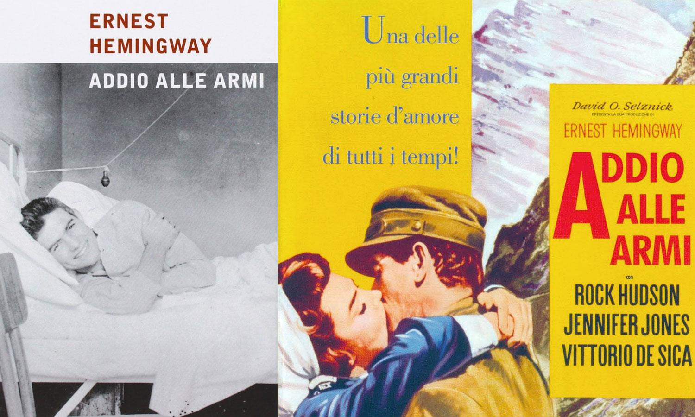 Erbest Hemingway: Addio alle armi (1929)