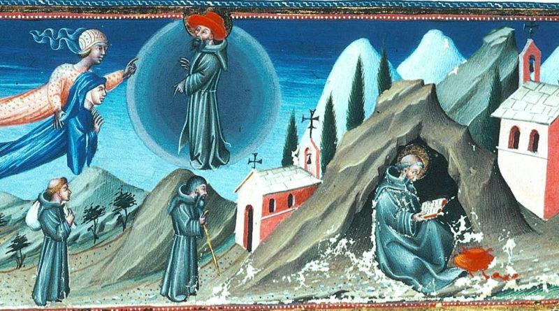 Canto 21 - Dante - Divina Commedia - Paradiso
