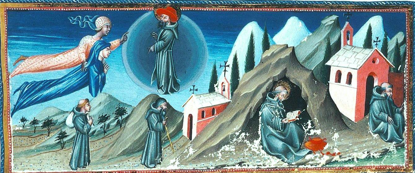 Pier Damiani: Canto XXI (Dante - Divina Commedia - Paradiso)