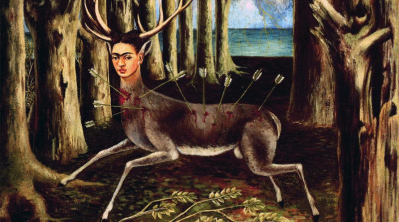 Cervo ferito - Cerbiatto - Frida Kahlo