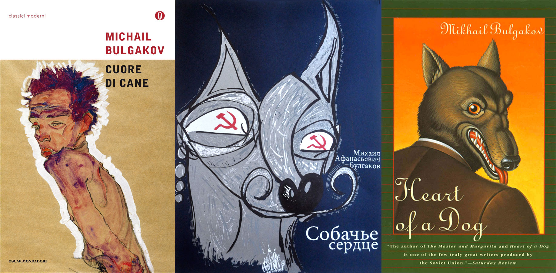 Cuore di cane (1925, Michail Bulgakov)
