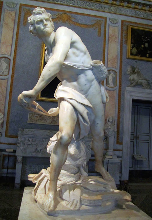 Bernini: Il David (1623-1624)