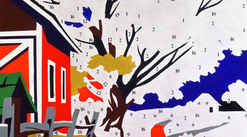 Do it Yourself (Landscape) - Warhol