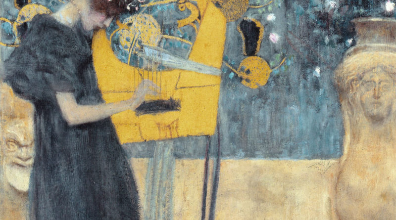 Klimt - La Musica I