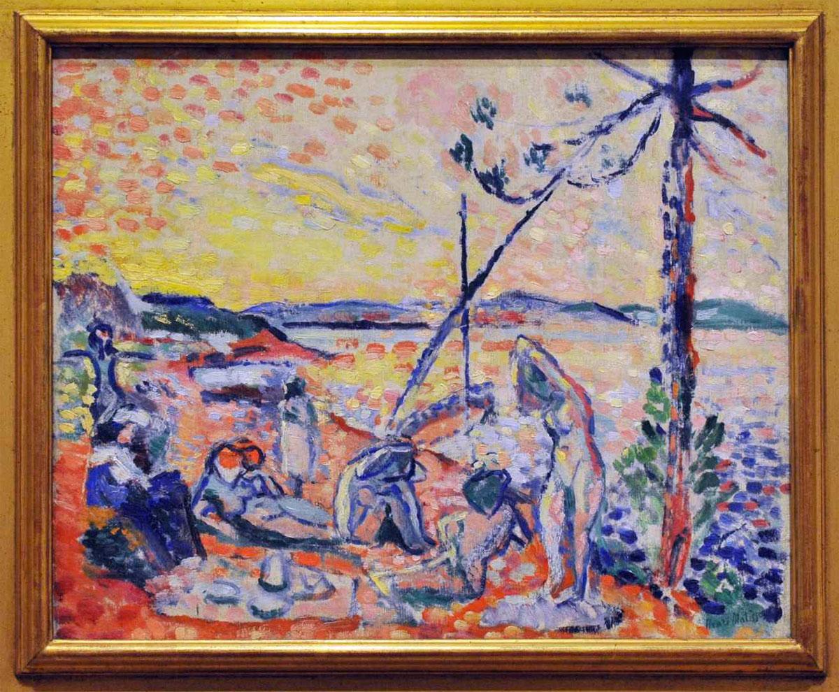 Lusso Calma Volutta - Henri Matisse