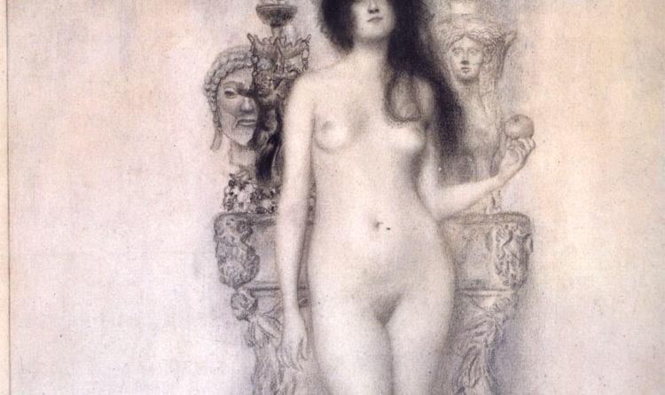 Scultura 1896 - Klimt
