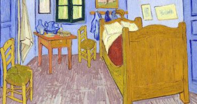 La camera di Vincent Van Gogh ad Arles