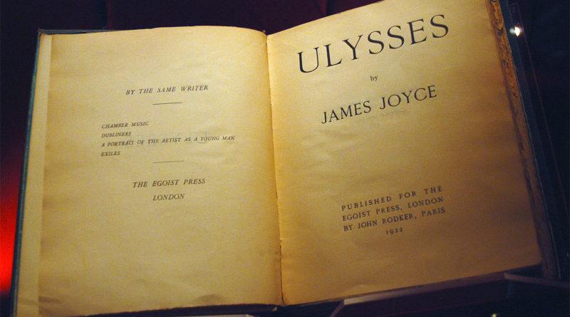 Ulisse - James Joyce - riassunto