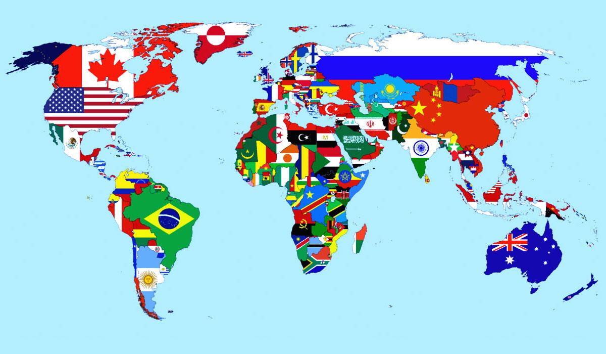 Stati e nazioni: i territori