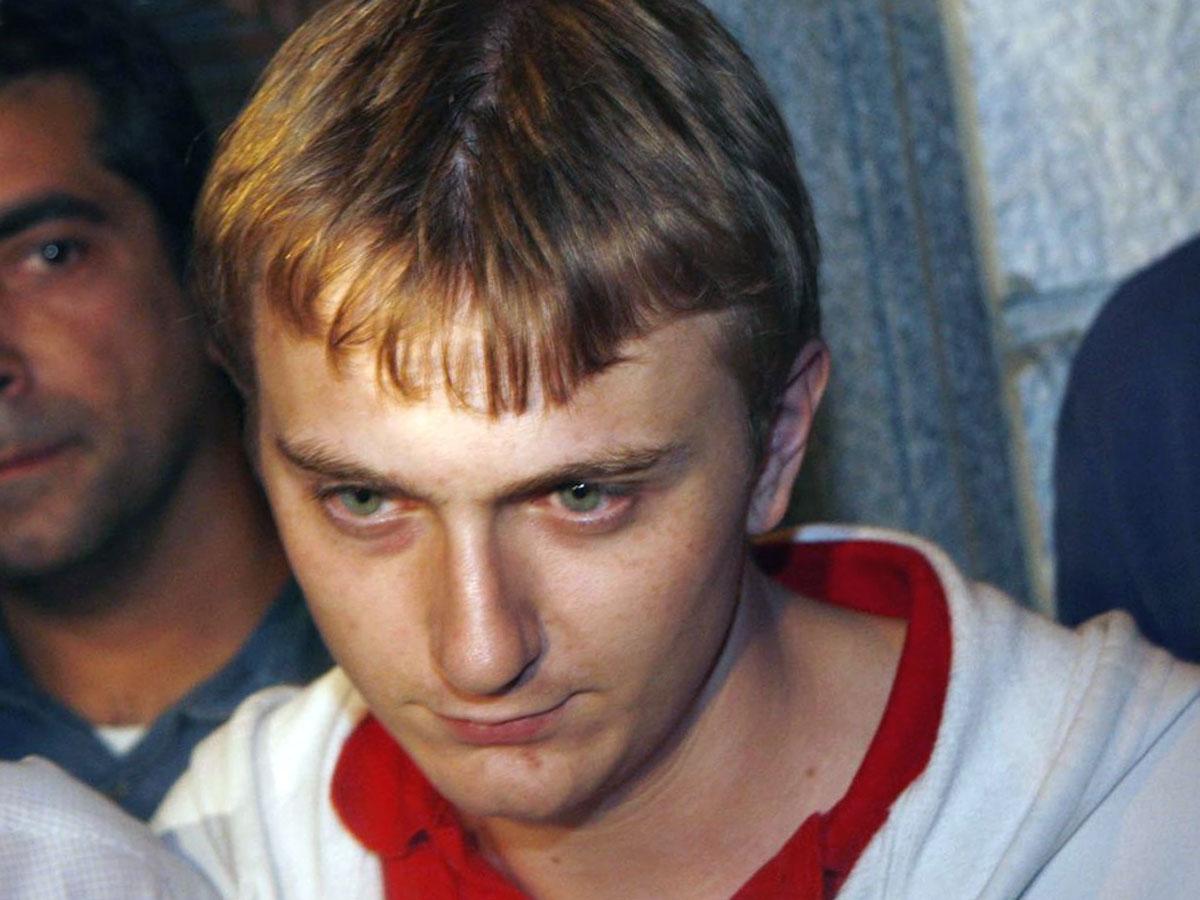 Una foto di Alberto Stasi