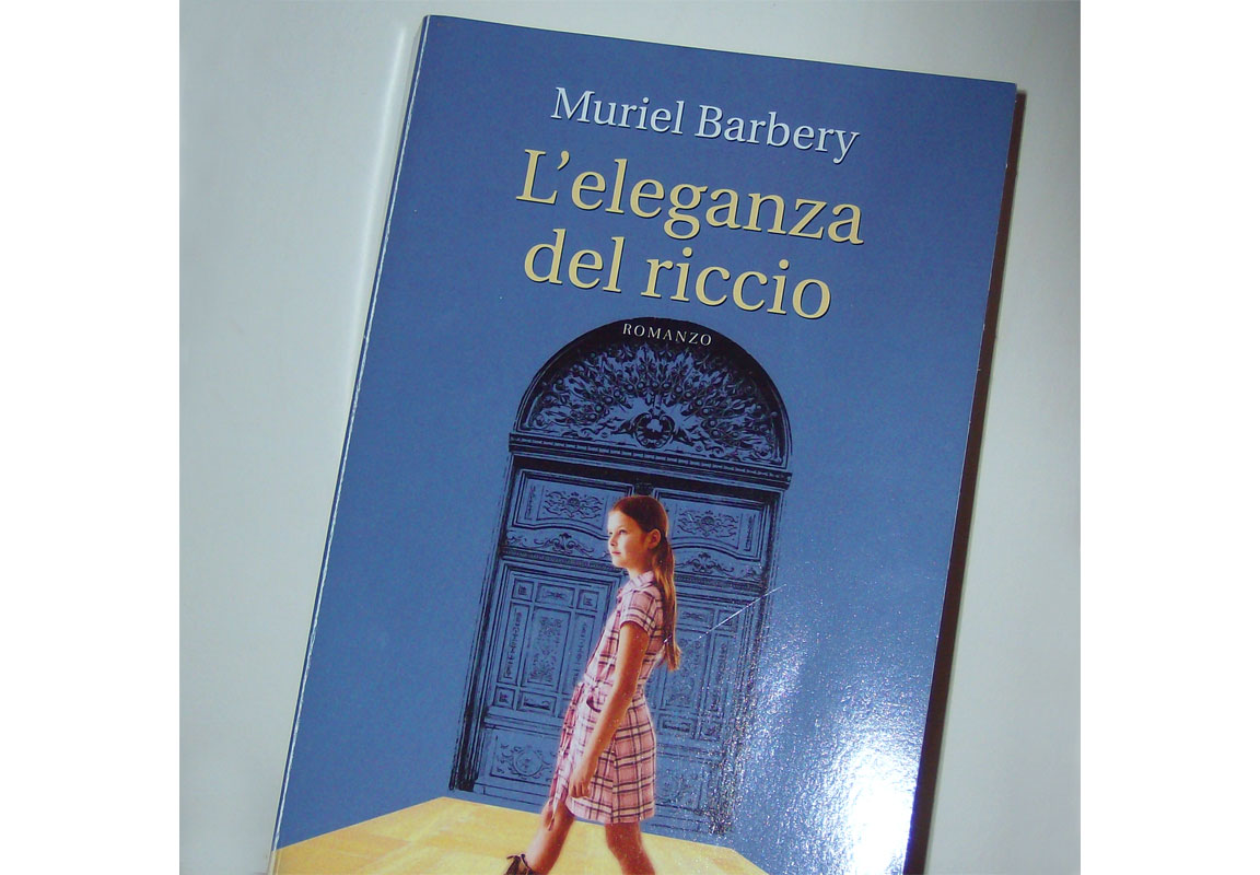 Muriel Barbery: L'eleganza del riccio