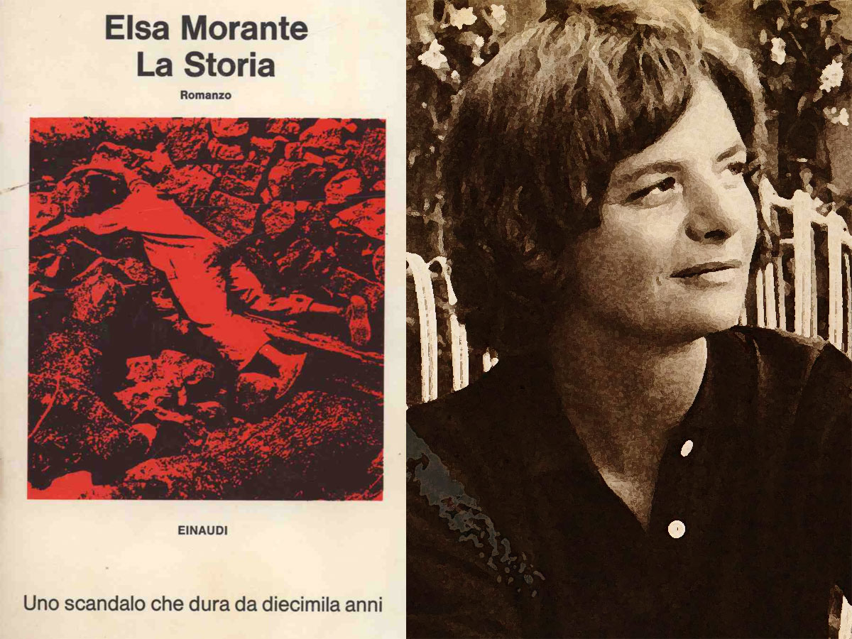 Elsa Morante: La Storia (1974)