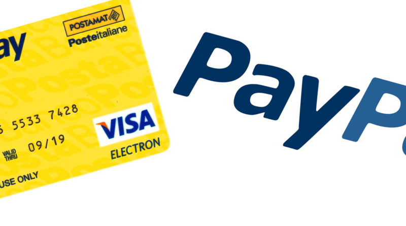 Postepay e PayPal