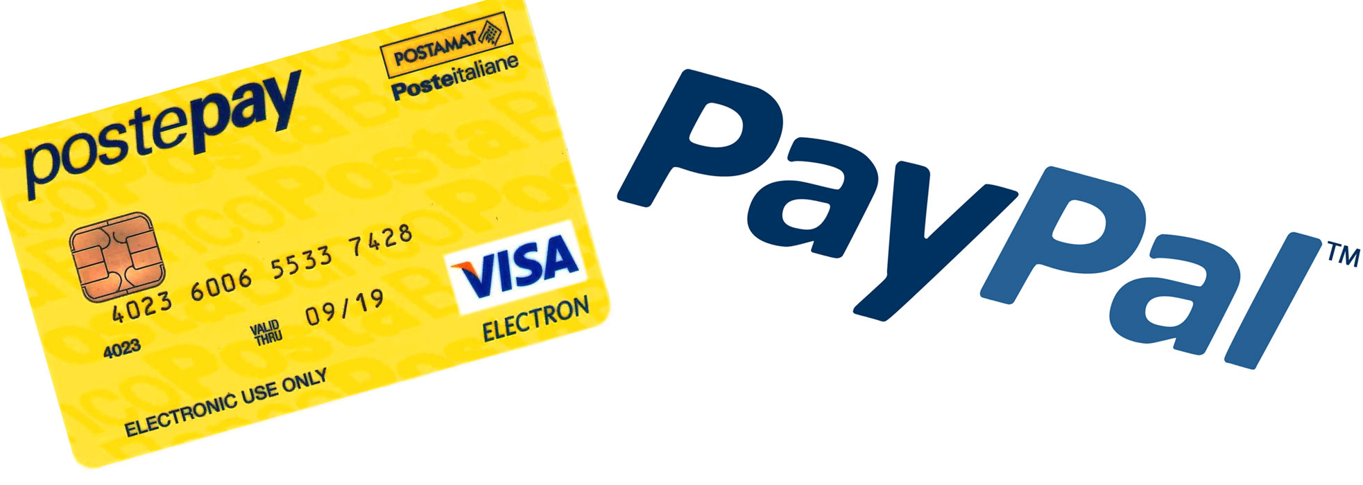 Differenze tra Postepay e PayPal