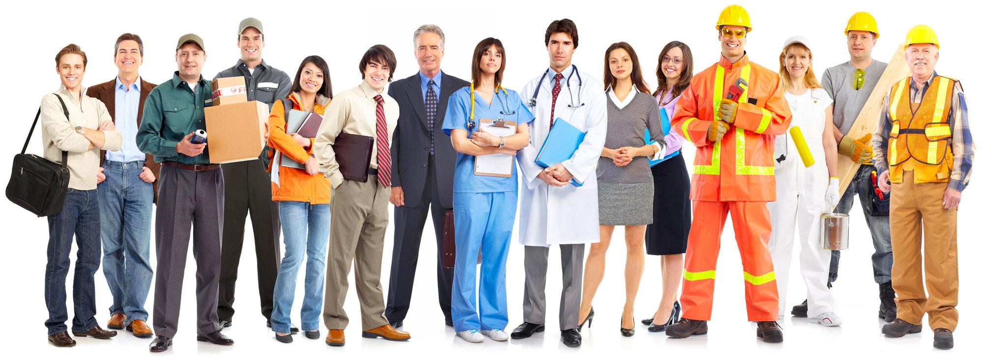 Lavoratori: job e work