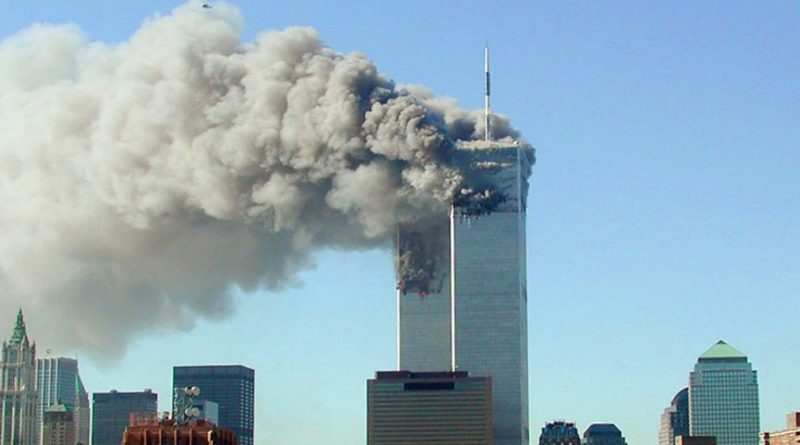 11 settembre 2001 - World Trade Center
