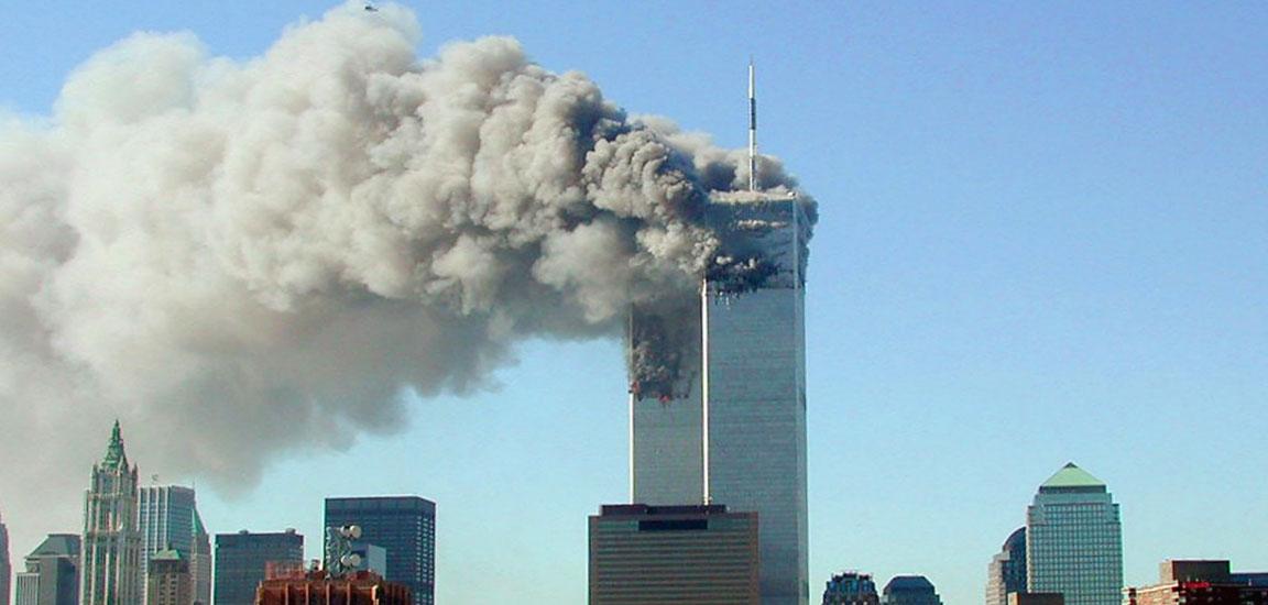 11 settembre 2001 - World Trade Center