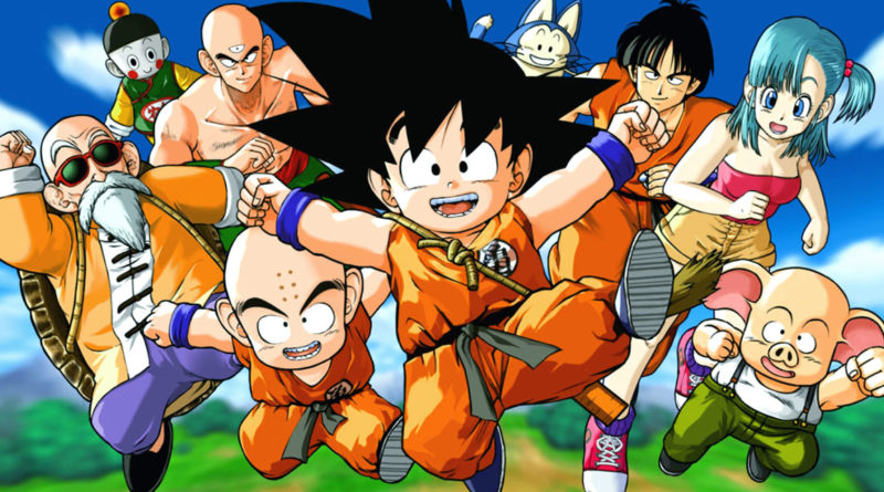Anime - Dragon Ball