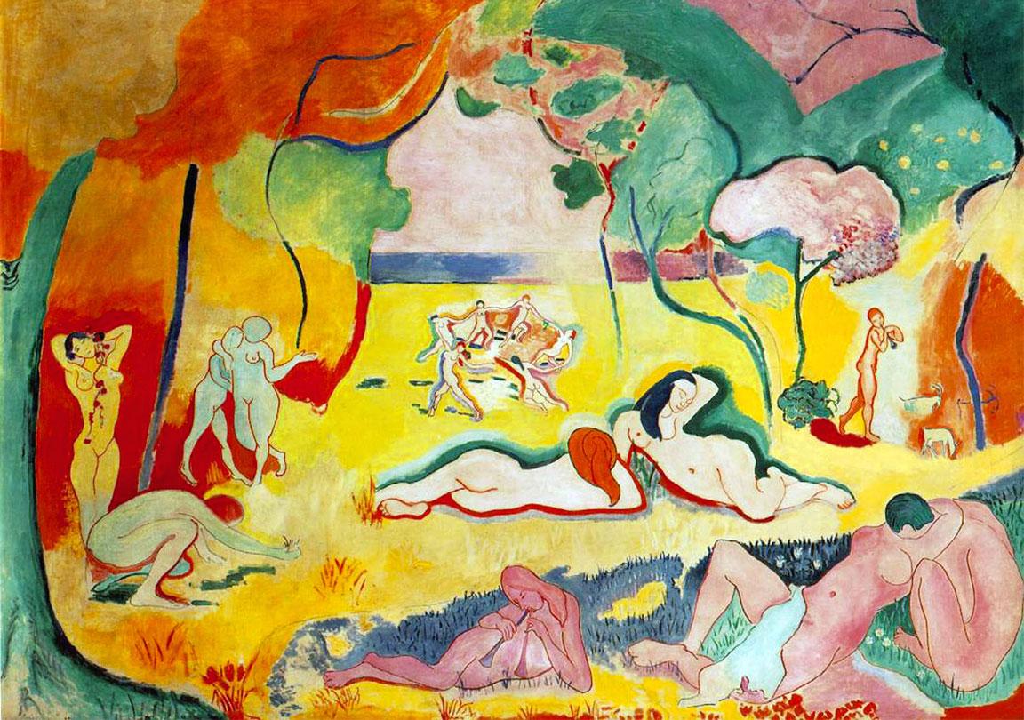Henri Matisse: Joie de vivre (Gioia di vivere)