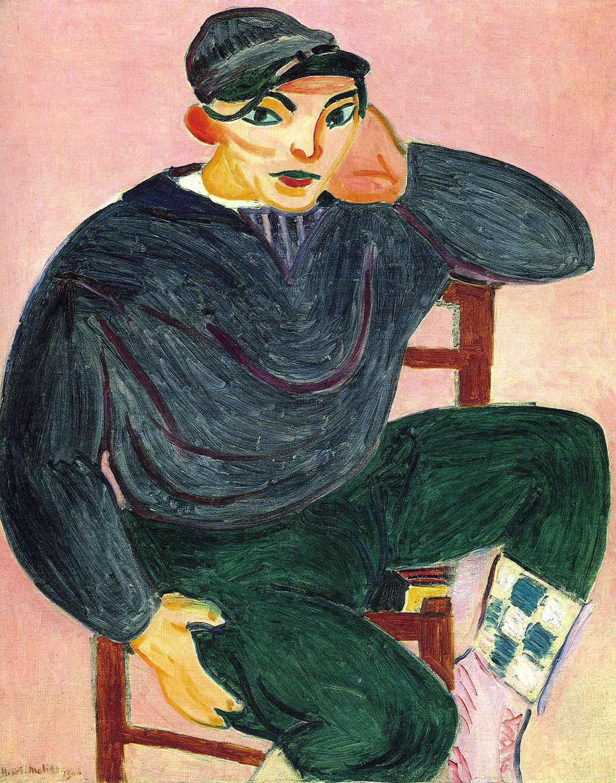 Matisse: Giovane Marinaio II (1906)