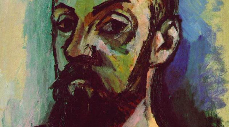 Matisse - self portrait - autoritratto - 1906
