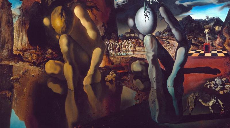 Dali - Metamorfosi di Narciso