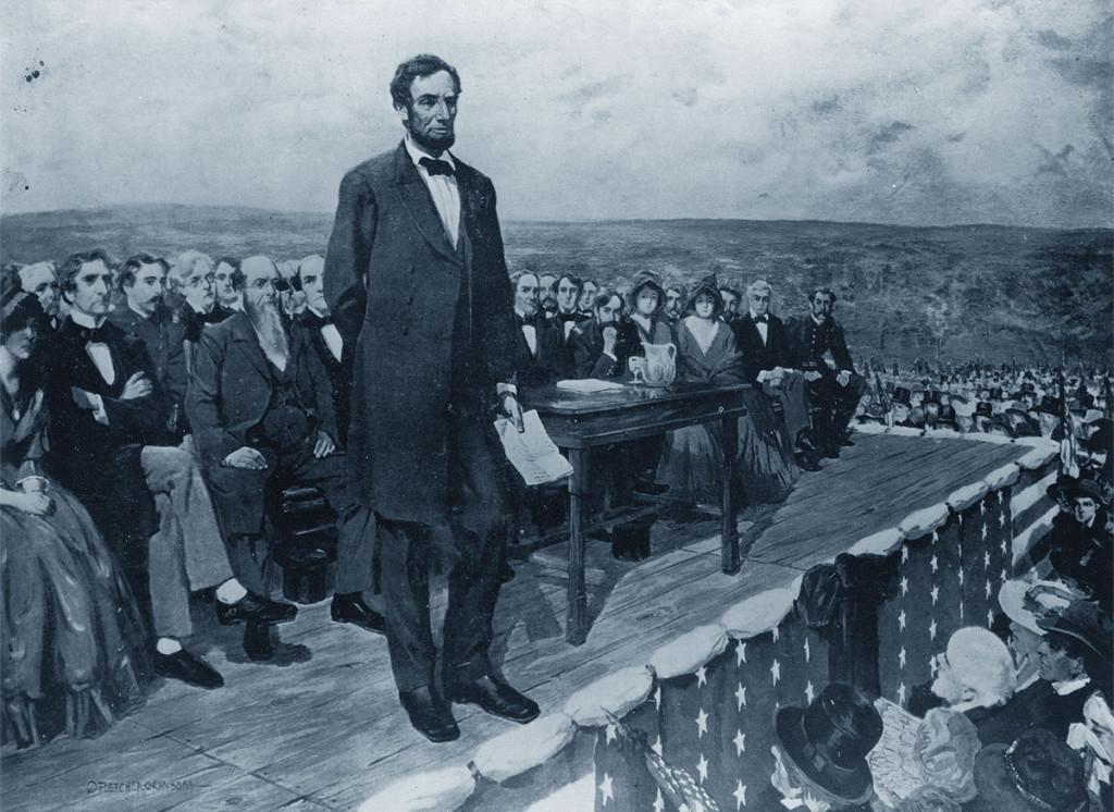 Discorso di Gettysburg - Lincoln