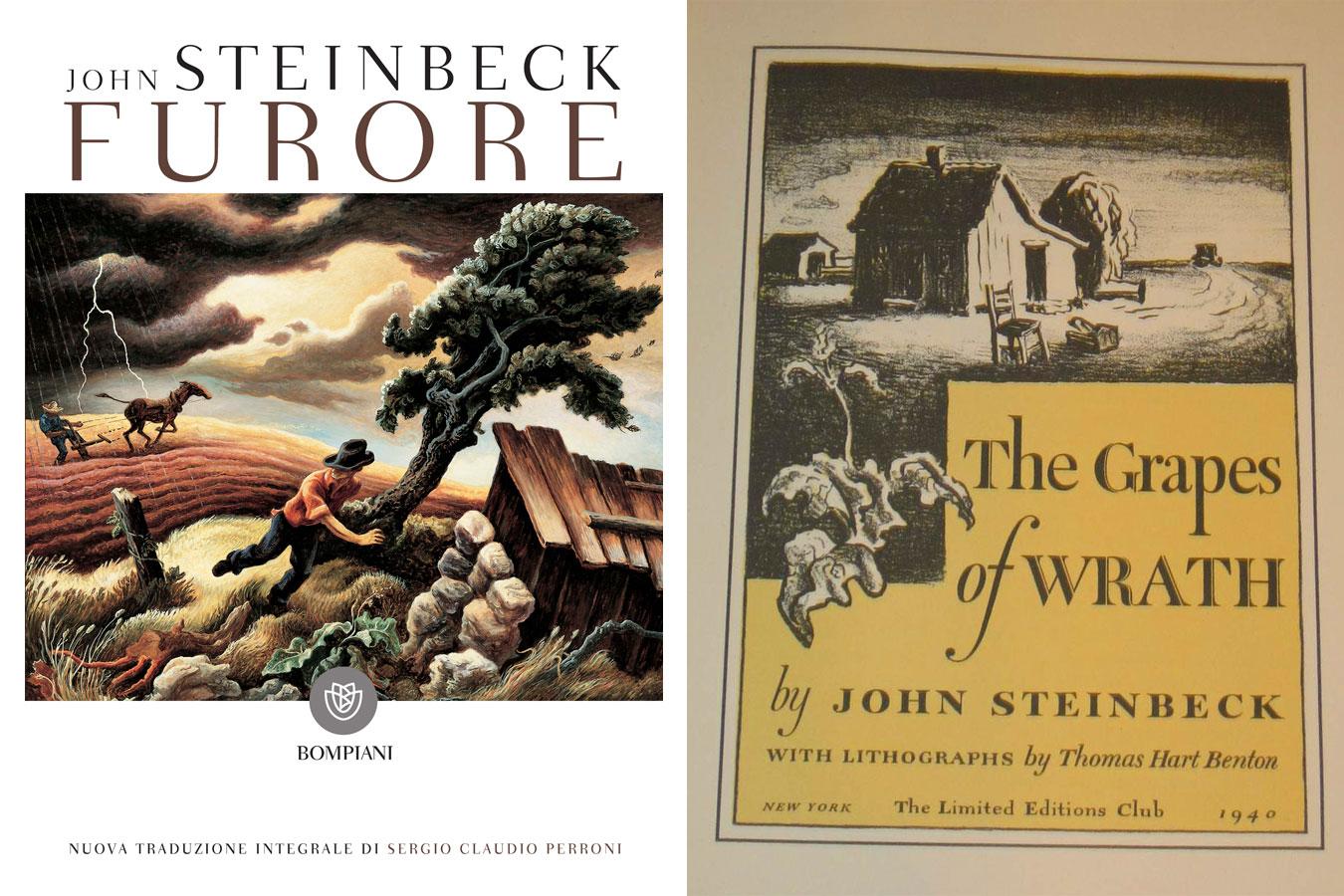 Furore - Steinbeck (riassunto)