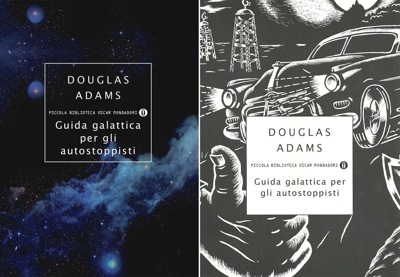 Douglas Adams: Guida galattica per gli autostoppisti (1979)