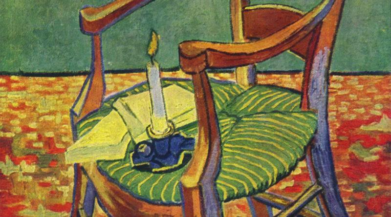 Van Gogh - La sedia di Gauguin