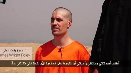 Dall'estate del 2014 l'ISIS ha iniziato a mostrare al mondo la sua violenza diffondendo video delle decapitazioni di prigionieri occidentali.