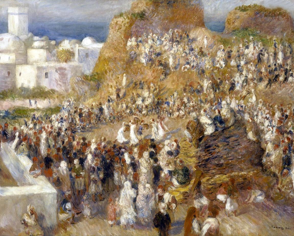 Pierre-Auguste Renoir, La Moschea (1881)