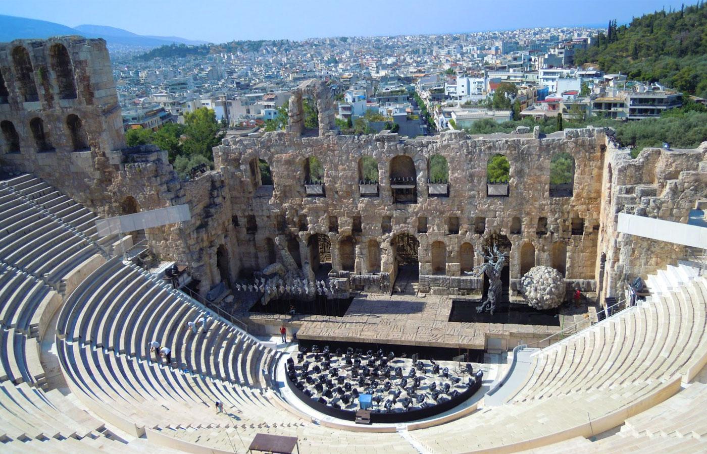 Teatro ateniese