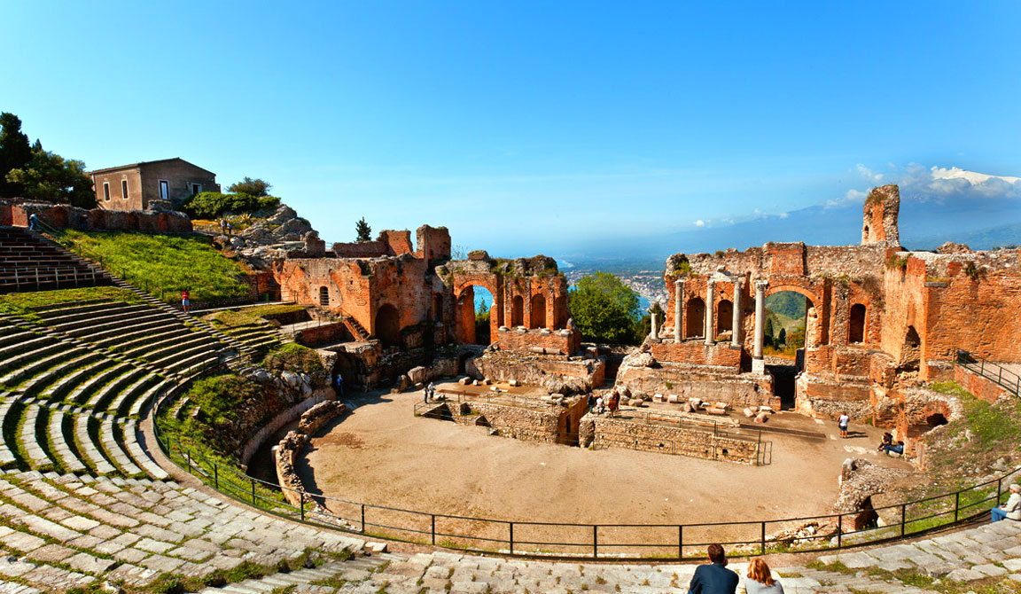 Teatro greco (Taormina)